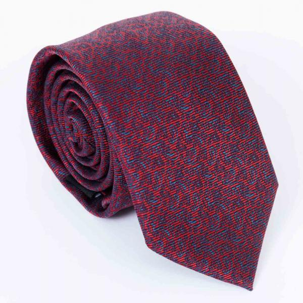 cs3105_cravate_rouge_a_petit_motif_paisley